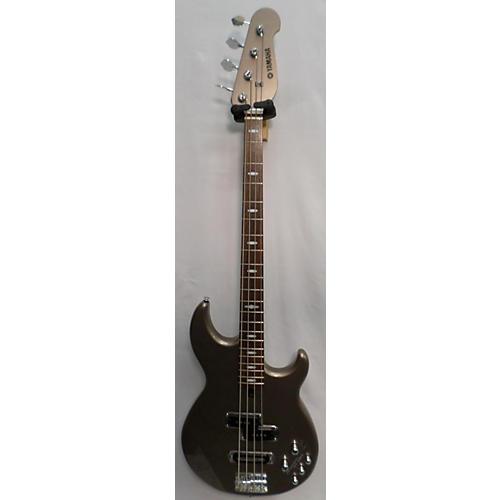 used yamaha bb614 electric bass guitar pewter guitar center. Black Bedroom Furniture Sets. Home Design Ideas