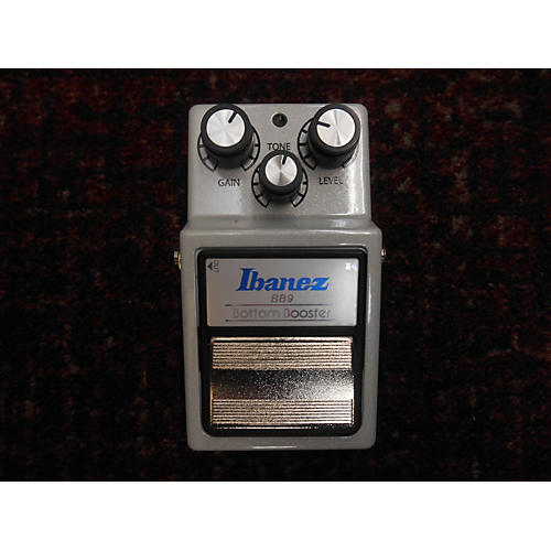 Ibanez BB9 Bottom Booster Effect Pedal-thumbnail