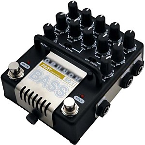 AMT Electronics BC-1 Bass Crunch Bass Preamp by AMT Electronics