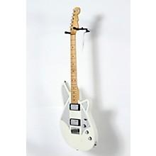 BC-1 Billy Corgan Signature Electric Guitar Level 2 Satin Pearl White 888366004708