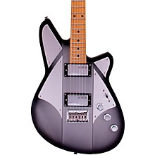 BC-1 Billy Corgan Signature Electric Guitar Satin Silver Burst