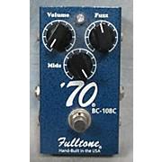 Fulltone BC-108C Effect Pedal