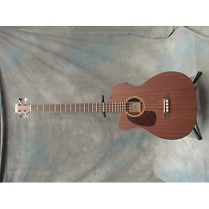 Pre-owned Martin BC 15E L Acoustic Bass Guitar