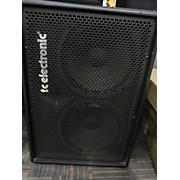 TC Electronic BC 212 Bass Cabinet