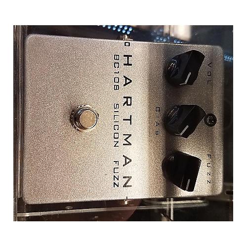 Hartman Electronics BC108 Silicon Fuzz Effect Pedal-thumbnail