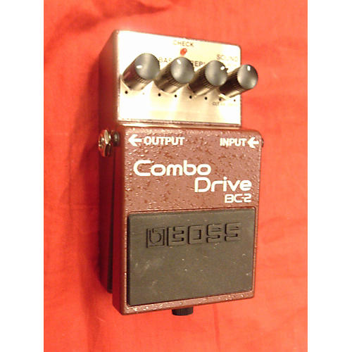 Boss BC2 British Combo Drive Effect Pedal