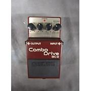 Boss BC2 British Combo Drive Effect Pedal