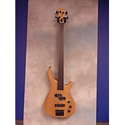 Stagg BC300FL-NS Fretless Electric Bass Guitar