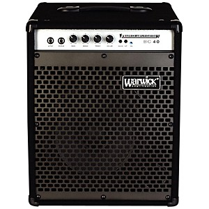 Warwick BC40 40 Watt 1x10 Bass Combo w/2 inch Horn by Warwick