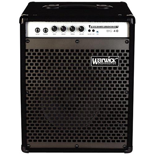 Warwick BC40 40W 1x10 Bass Combo w/2