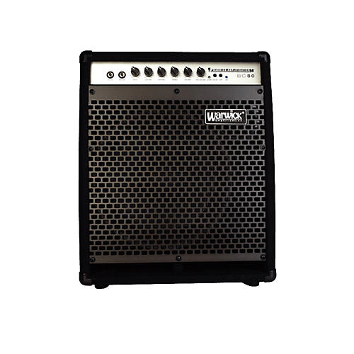 Warwick BC80 80W 1x12 Bass Combo with 2 in. Horn-thumbnail