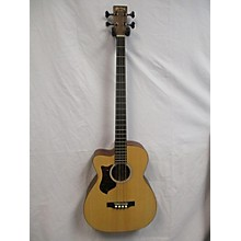 Martin BCPA4 Left Handed Acoustic Electric Acoustic Bass Guitar