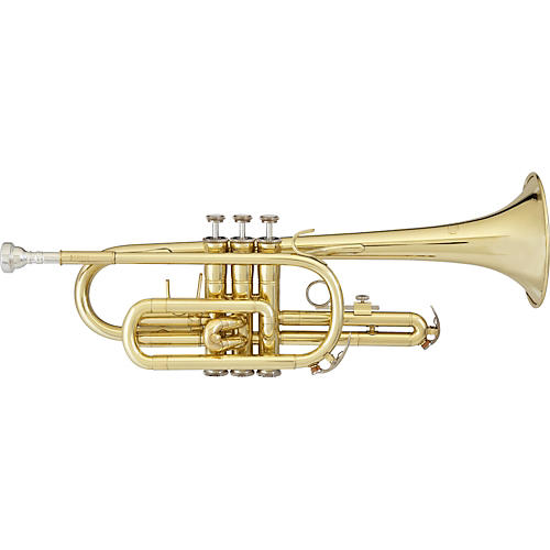 Blessing BCR-1230 Series Bb Cornet Silver