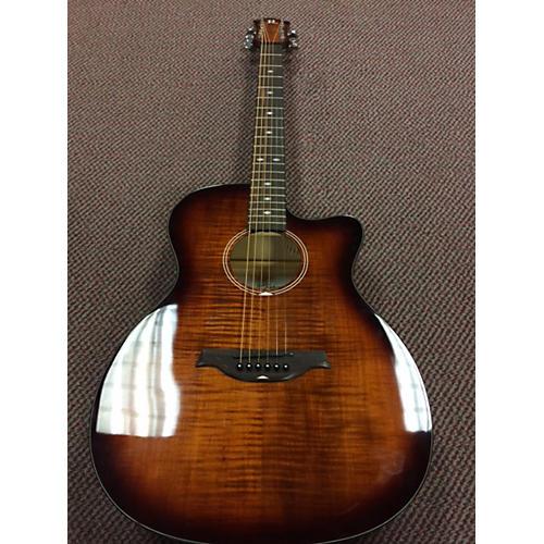 B.C. Rich BCR3TEB Acoustic Guitar-thumbnail