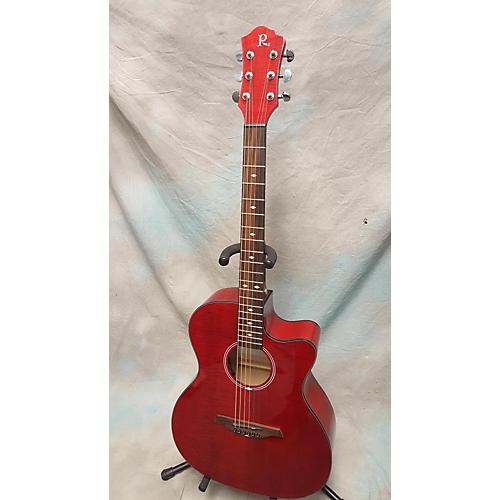 B.C. Rich BCR3TRD Acoustic Electric Guitar-thumbnail