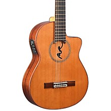 Manuel Rodriguez BCUT-U Boca Nylon-String Classical Acoustic-Electric Guitar
