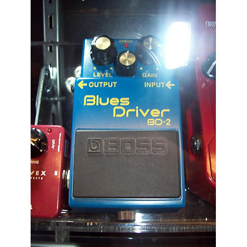 Boss BD2 Blues Driver ELEC PEDAL-E VOLUME