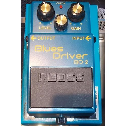 Boss BD2 Blues Driver Effect Pedal