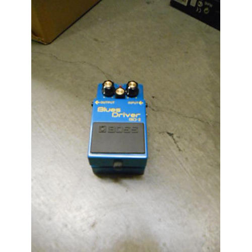 Boss BD2 Blues Driver Effect Pedal-thumbnail