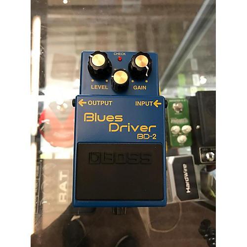 Boss BD2 Blues Driver Effect Pedal-thumbnail