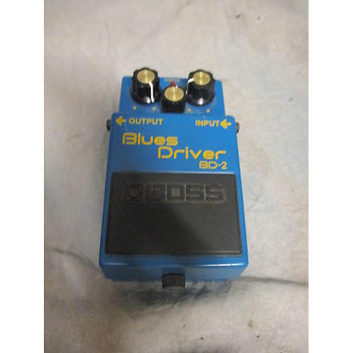 Boss BD-2 Blues Driver Overdrive Pedal Review