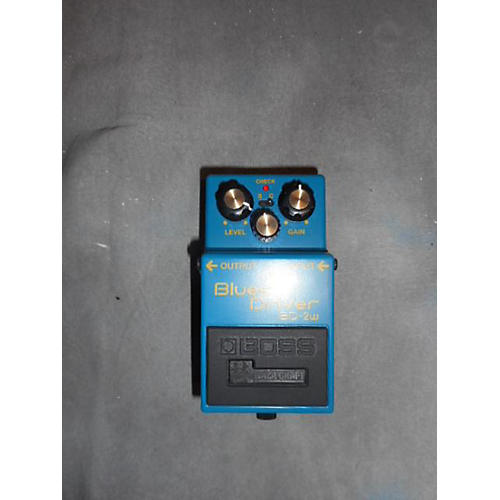 Boss BD2 Blues Driver Keeley Mod Blue Effect Pedal