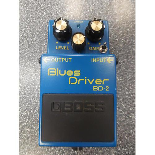 Boss BD2 Blues Driver Keeley Mod Effect Pedal-thumbnail