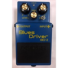 Boss BD2 Blues Driver Keeley Mod Effect Pedal