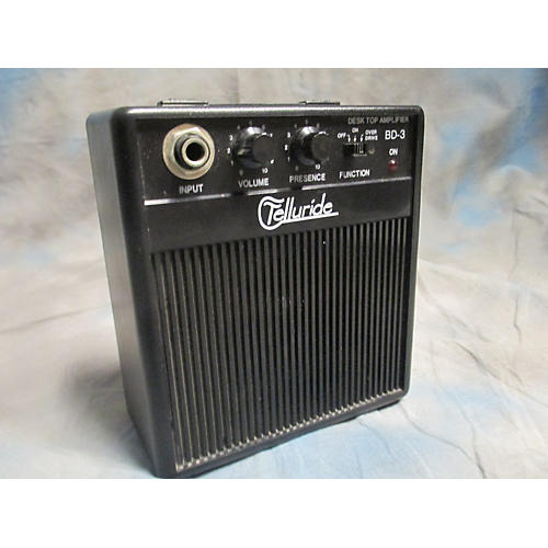 In Store Used BD3 Battery Powered Amp-thumbnail