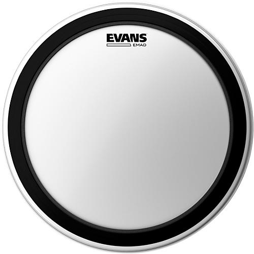 Evans BDEMADCW DrumHead 20 in.