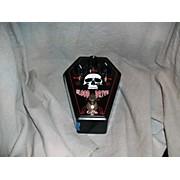 Coffin Case BDFX-1 Blood Drive Distortion Effect Pedal