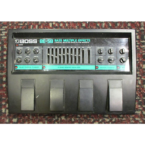Boss BE-5B Effect Processor