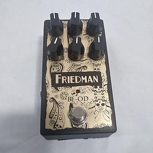 Friedman BE-OD ARTISAN Effect Pedal