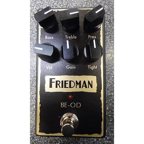 used friedman be od brown eye effect pedal guitar center. Black Bedroom Furniture Sets. Home Design Ideas