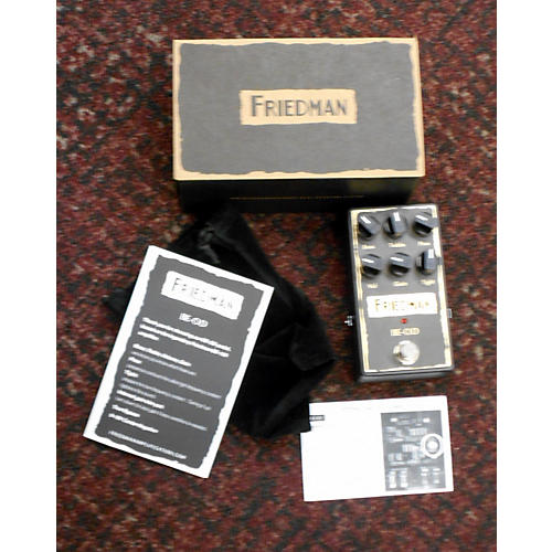 Friedman BE OD Effect Pedal-thumbnail