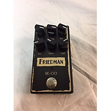 Friedman BE-OD Effect Pedal