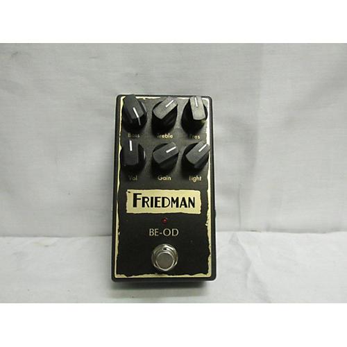 used friedman be od effect pedal guitar center. Black Bedroom Furniture Sets. Home Design Ideas