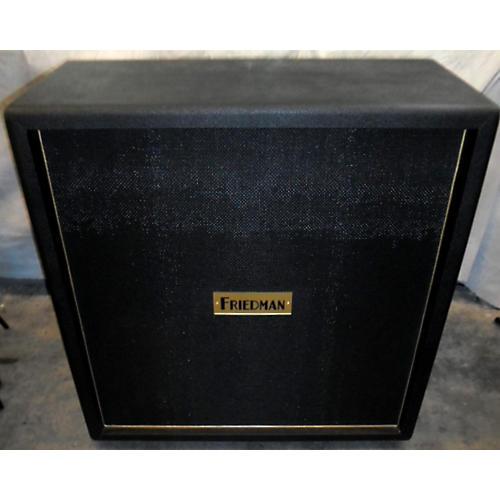 Friedman BE412 Guitar Cabinet