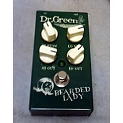 Dr. Green BEARDED LADY Bass Effect Pedal