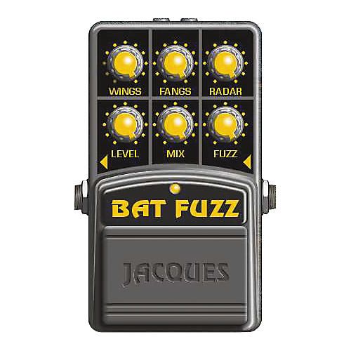 Jacques BF-2 Bat Fuzz Distortion Pedal