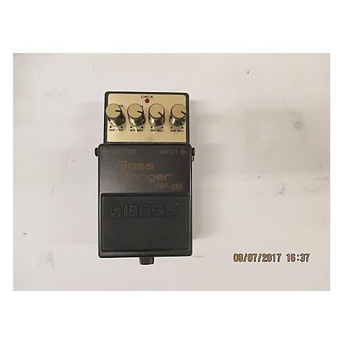 Boss BF-2B Effect Pedal-thumbnail