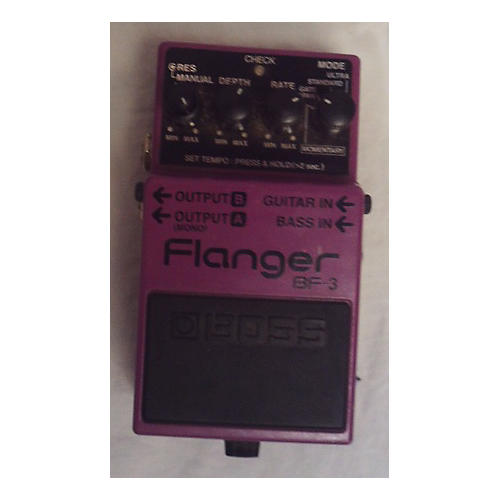 Boss BF-3 Effect Pedal
