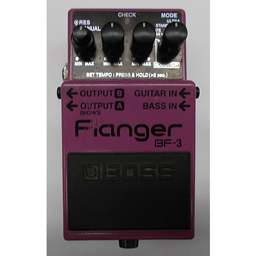 Boss BF3 Flanger Effect Pedal-thumbnail