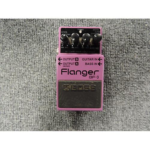 Boss BF3 Flanger Effect Pedal