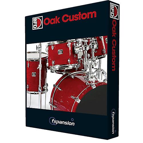 Fxpansion BFD Oak Custom-thumbnail