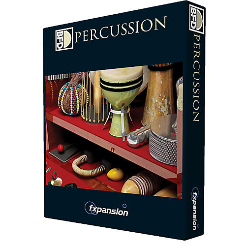 Fxpansion BFD Percussion-thumbnail