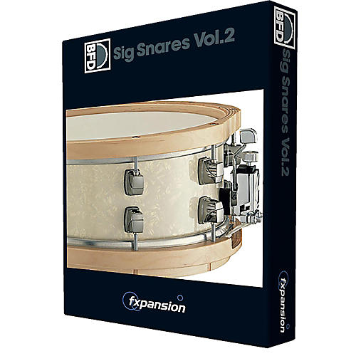 Fxpansion BFD Signature Snares V.2-thumbnail