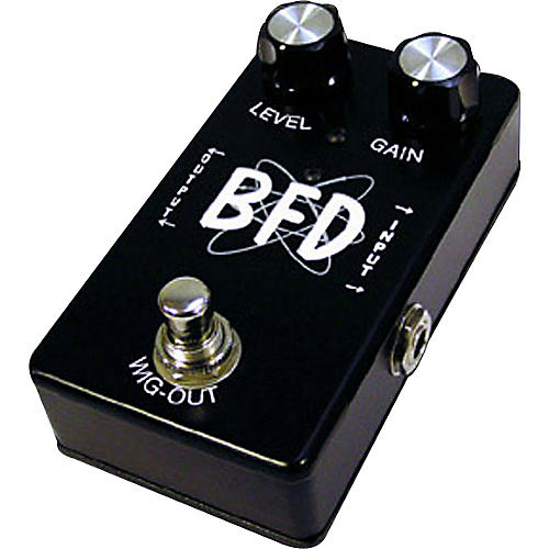 Bad Cat BFD Tremolo Guitar Effects Pedal