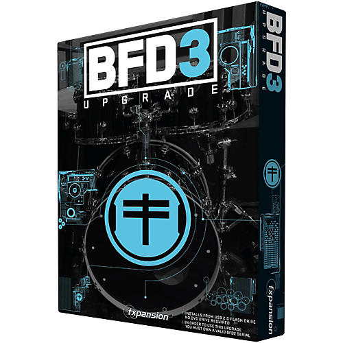 Fxpansion BFD3 Upgrade from BFD ECO Digital Version-thumbnail