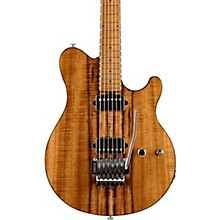 Ernie Ball Music Man BFR Axis Electric Guitar with Koa Top and Mahogany Back